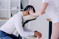 Massage sur chaise à Québec, Québec Psy